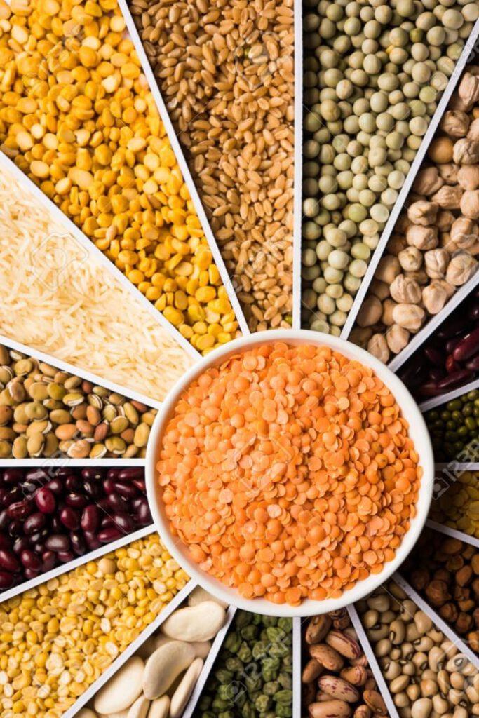 Persische Hülsenfrüchte