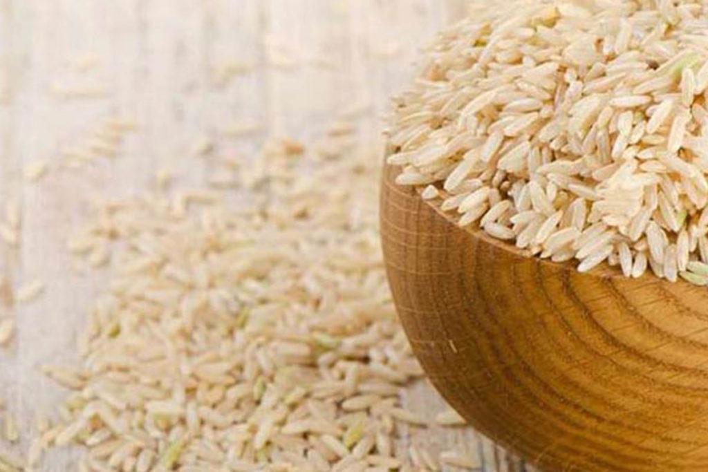 Geräucherter Sadri-Reis